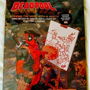 🔥🔥..DEADPOOL 3 Decades of the Merc with a Mouth!